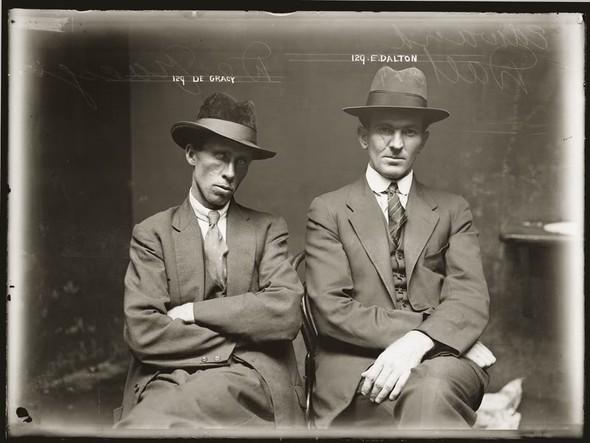 Фотографии американских гангстеров начала 20 века. Изображение № 32.