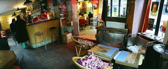 Изображение 45. Парижские кафе.. Изображение № 47.