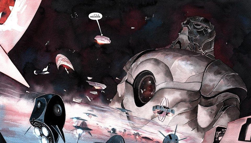 «Может, мы устали от этого мира и хотим убежать  на другую планету?». Изображение № 3.