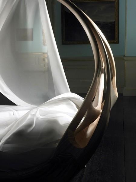 Кровать Enignum - врата в ваши мечты. Изображение № 3.