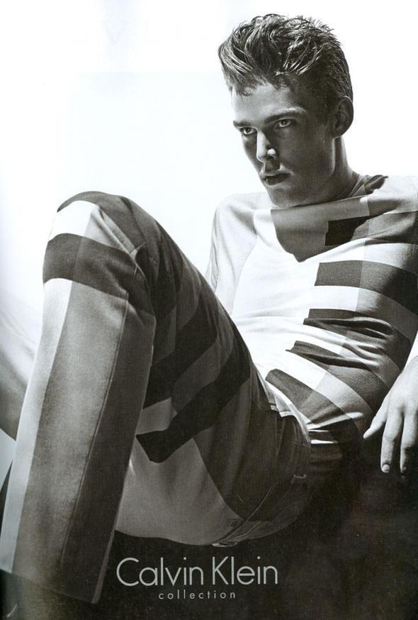 Изображение 1. Превью мужских рекламных кампаний: Prada, Dior и другие.. Изображение № 3.