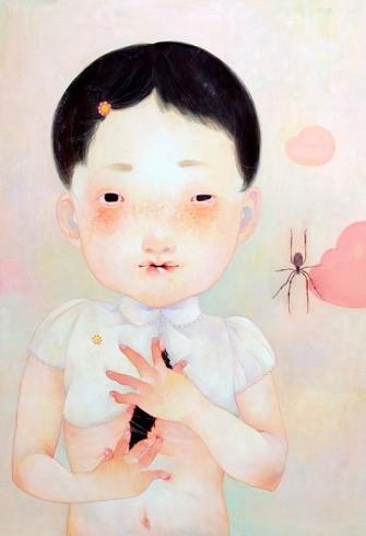 Как болеет за детей Хикари Шимода. Изображение № 34.