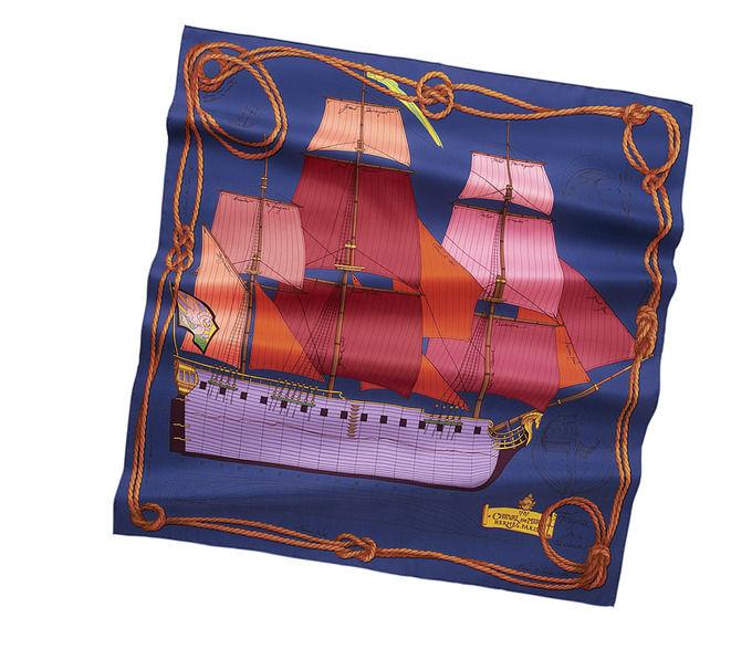 Классические шарфы Hermes. Изображение № 2.