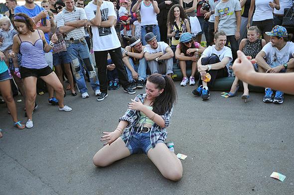 Ямайская вечеринка PUMA в Парке Горького. Изображение № 37.