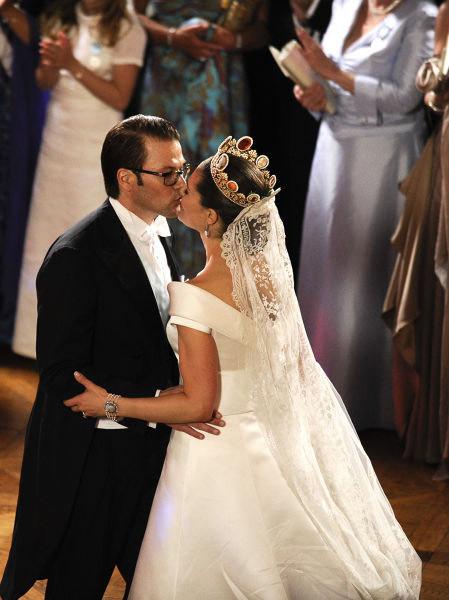 Свадьба шведской кронпринцессы Виктории. Изображение № 22.