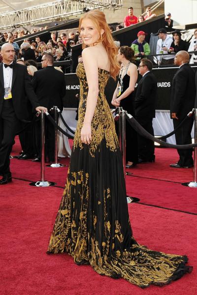 «Оскар»-2012: Красная дорожка. Изображение № 28.