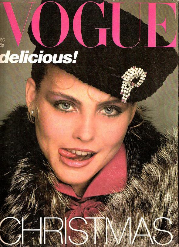 Калейдоскоп обложек Vogue. Изображение № 41.