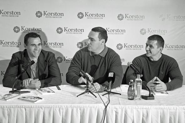 Эндриан Пол и Александр Невский в Korston Hotel Moscow. Изображение № 10.