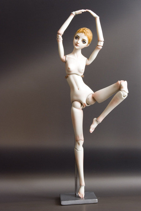«Живые» куклы Марины Бычковой. Изображение № 37.