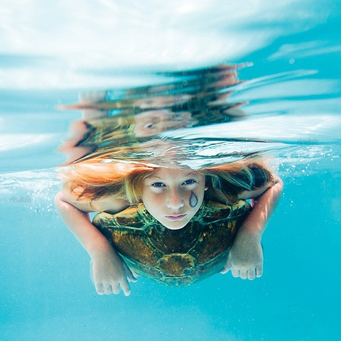Елена Келис: Alice in WaterLand. Изображение № 20.