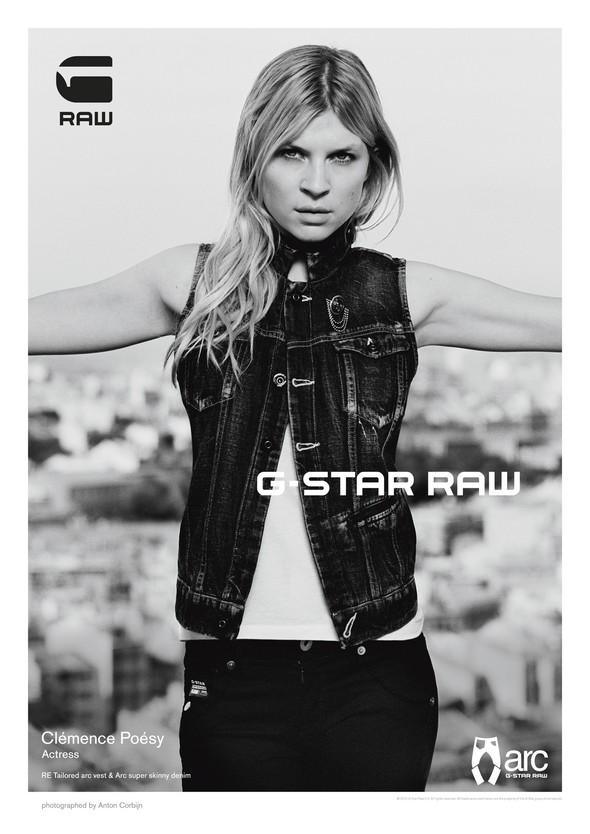 Рекламная кампания: G-Star RAW SS'12. Изображение № 5.
