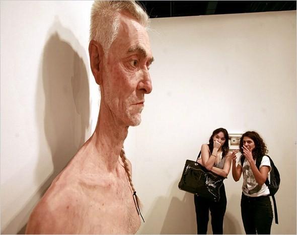 Гиперреалистичные гиганты Эвана Пенни. Изображение № 2.