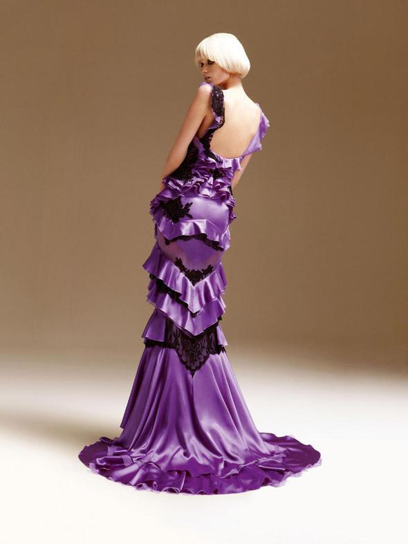 Изображение 136. Лукбуки: Atelier Versace, Sandro, Sonia by Sonia Rykiel и другие.. Изображение № 25.