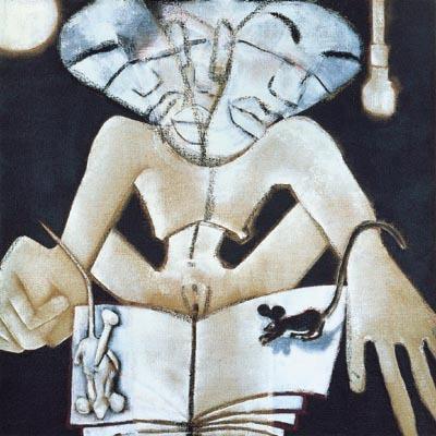 Франческо Клементе. Изображение № 7.