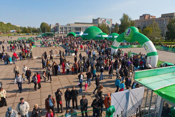 12 городов России стали частью Олимпийской истории. Изображение № 5.