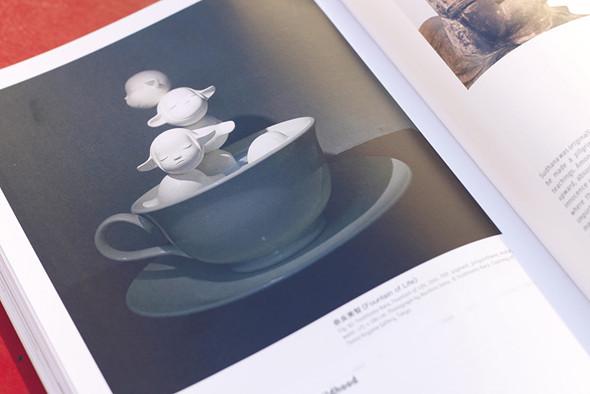 11 альбомов о японской иллюстрации. Изображение № 7.