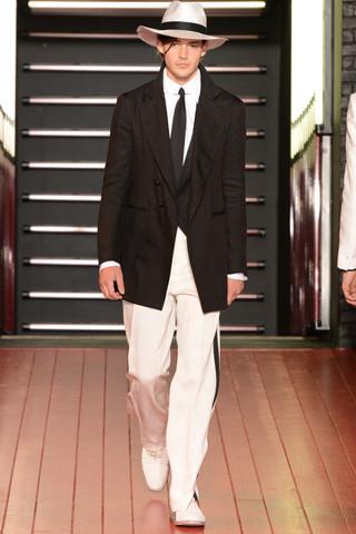 Неделя мужской моды в Милане: День 1. Изображение № 36.