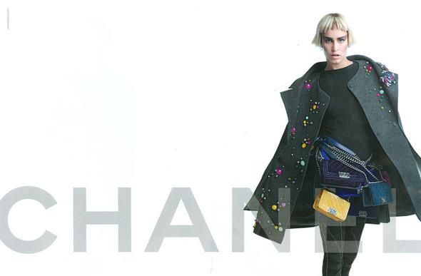 Кампании: Chanel, Calvin Klein и другие. Изображение № 20.