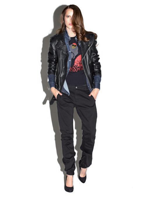 2 Men Jeans, Two Women In The World – идеальная пара найдена. Изображение № 14.