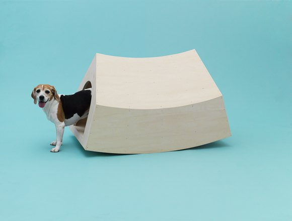 В Калифорнии открылась выставка «Архитектура для собак». Изображение № 3.