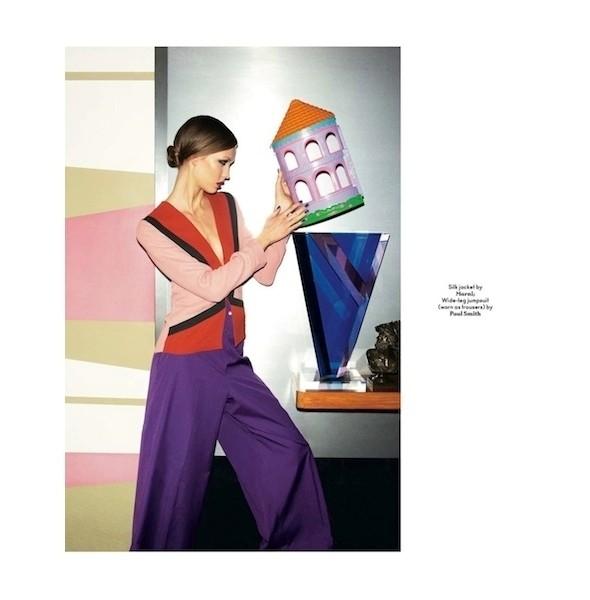 Изображение 8. Съемки: AnOther, POP, Vogue и другие.. Изображение № 8.