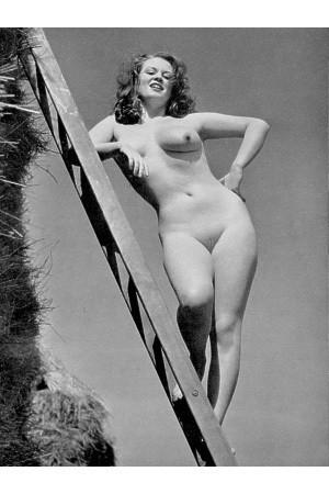 Части тела: Обнаженные женщины на фотографиях 50-60х годов. Изображение № 76.