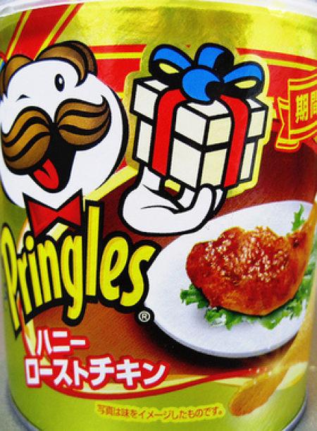 Несъедобное съедобно - какие бывают чипсы. Изображение № 44.