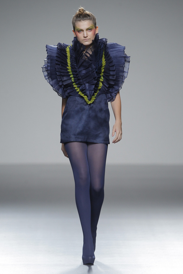 Madrid Fashion Week SS 2013: EVA SOTO CONDE. Изображение № 6.