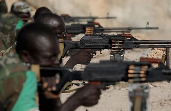 Сомали: война вфотографиях. Изображение № 27.