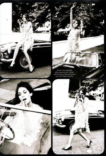Съёмка: Алекса Чанг для Harper's Bazaar. Изображение № 5.