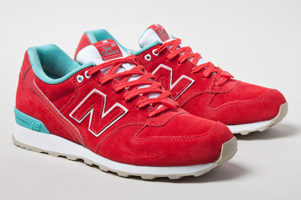 NEW BALANCE 996 HAPPY VALENTINES DAY. Изображение № 2.