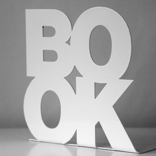 Фигурные упоры для книг от дизайн-ателье Article. Изображение № 8.