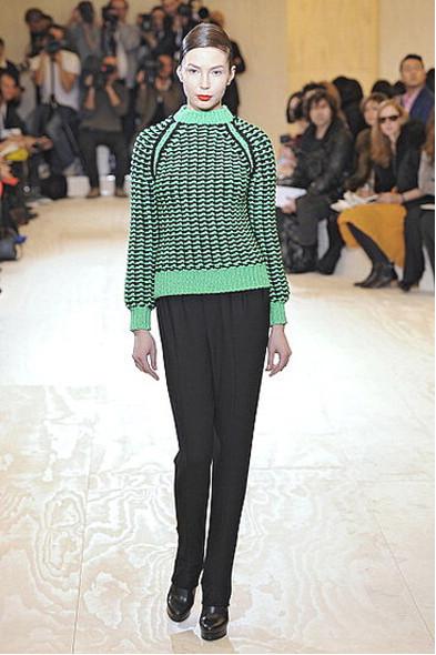 Jil Sander, источник: Fashionologie.com. Изображение № 14.