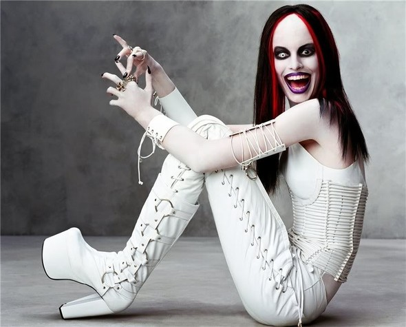 Ghoulish glamour. Изображение № 19.