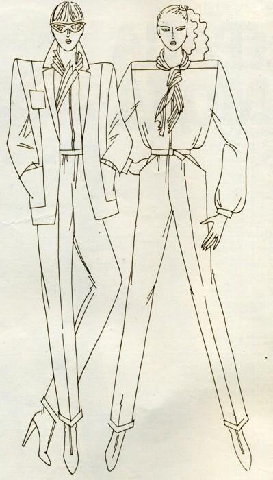 Советская мода: комбинаторность, футуризм и фирма. Изображение № 1.