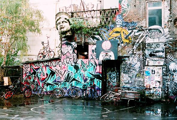 Дневник из Берлина: Пляжи в городе, велосипедные гонки, биеннале и свобода. Изображение № 48.