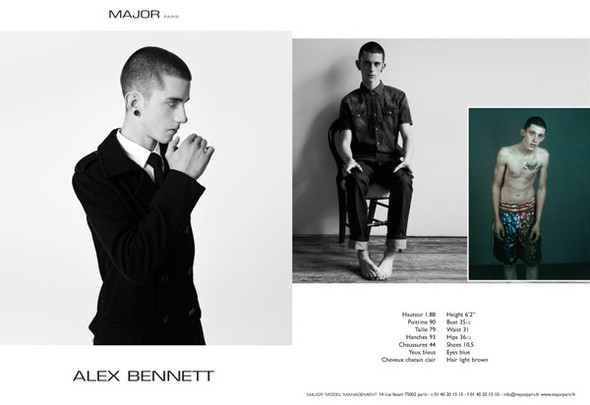 Show Package – Paris Men SS10: Major. Изображение № 4.
