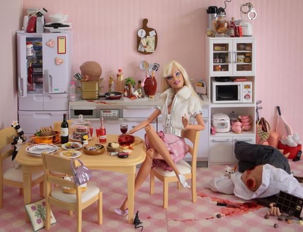 Кровавая оргия от Барби. Изображение № 3.