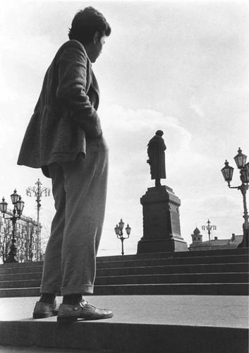 У памятника А.С. Пушкину. Изображение № 167.