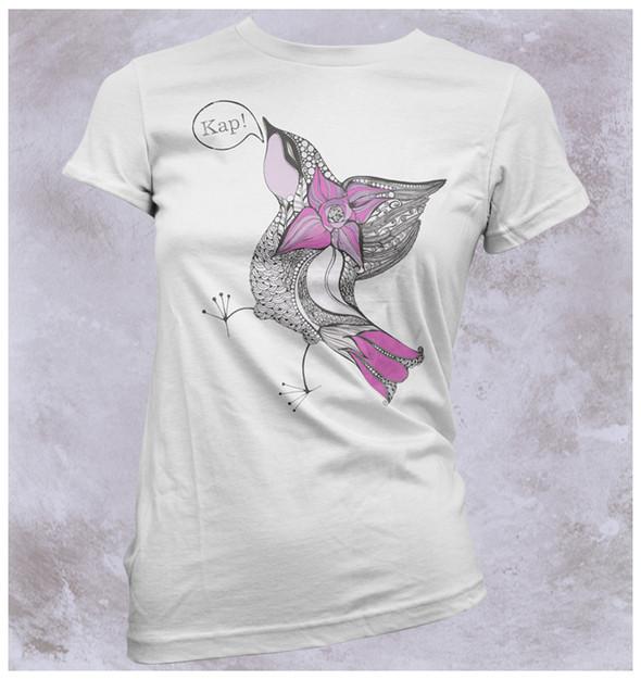 Изображение 15. Принтовые футболки.. Изображение № 15.
