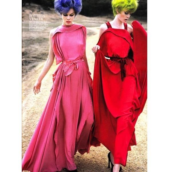 5 новых съемок: Harper's Bazaar, Qvest, POP и Vogue. Изображение № 18.