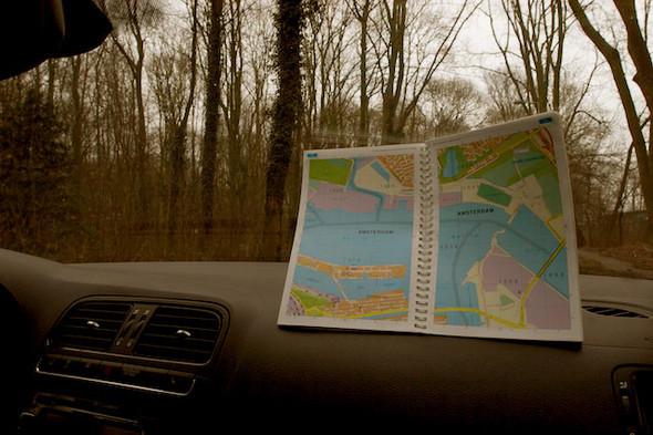 Изображение 1. Амстердамский лес и городские окна.. Изображение № 3.