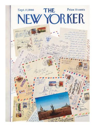 10 иллюстраторов журнала New Yorker. Изображение №49.