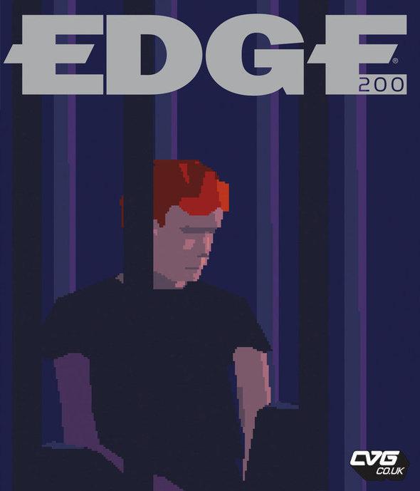 Edge: двести обложек двухсотого номера. Изображение № 4.