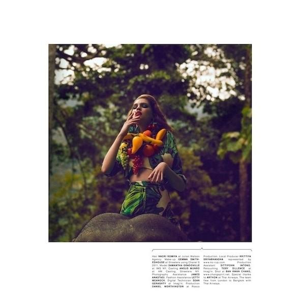 Изображение 35. Съемки: AnOther, POP, Vogue и другие.. Изображение № 36.