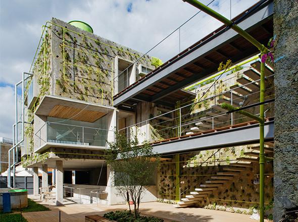 Зеленая архитектура. Изображение № 50.