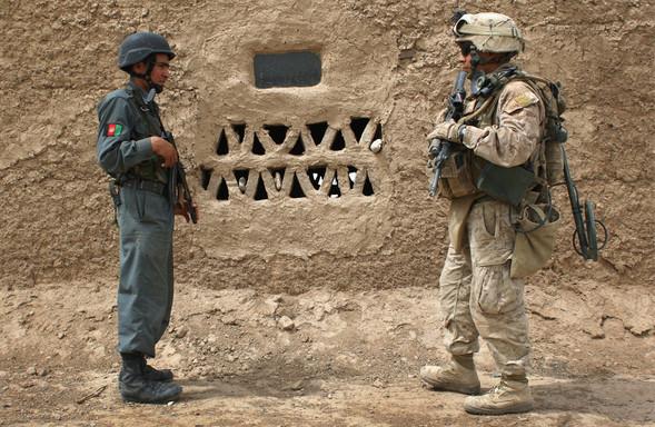 Афганистан. Военная фотография. Изображение № 108.
