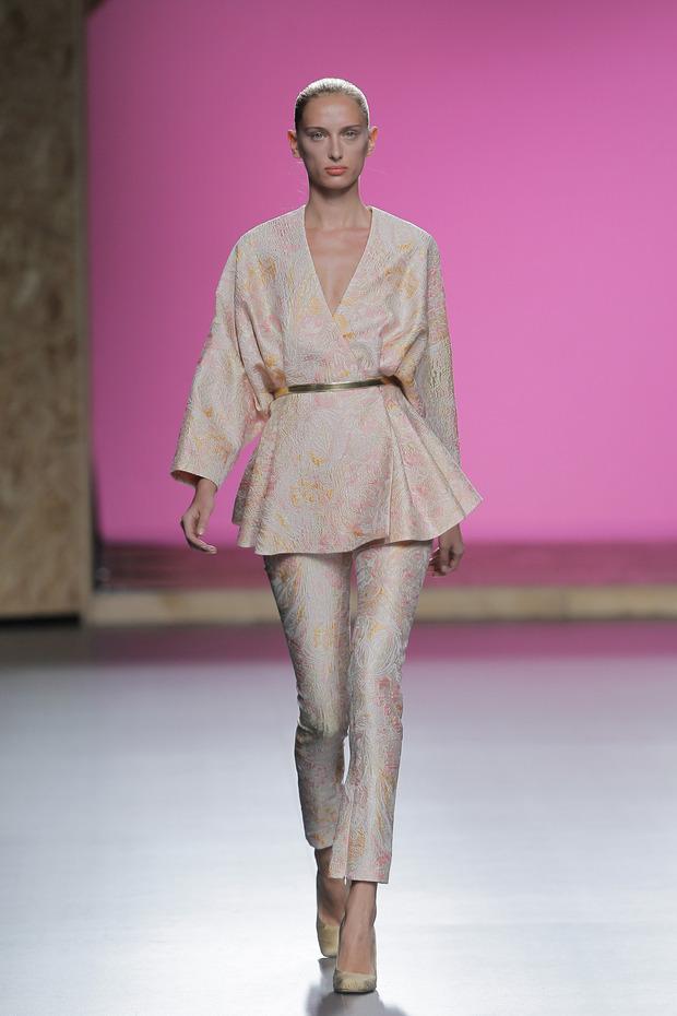 Madrid Fashion Week SS 2013: DUYOS. Изображение № 14.