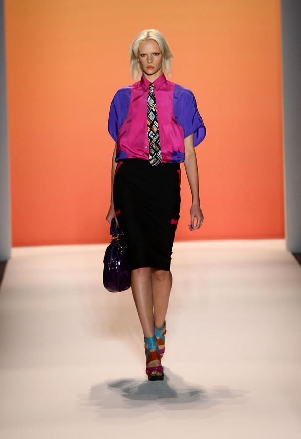 New York Fashion Week Spring 2012: День второй. Изображение № 11.