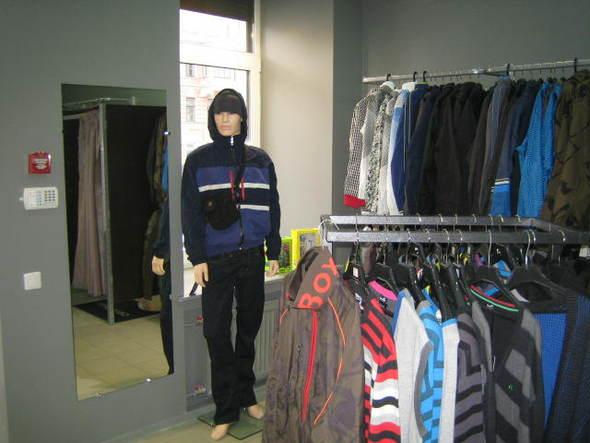 Event men's streetwear. Изображение № 9.